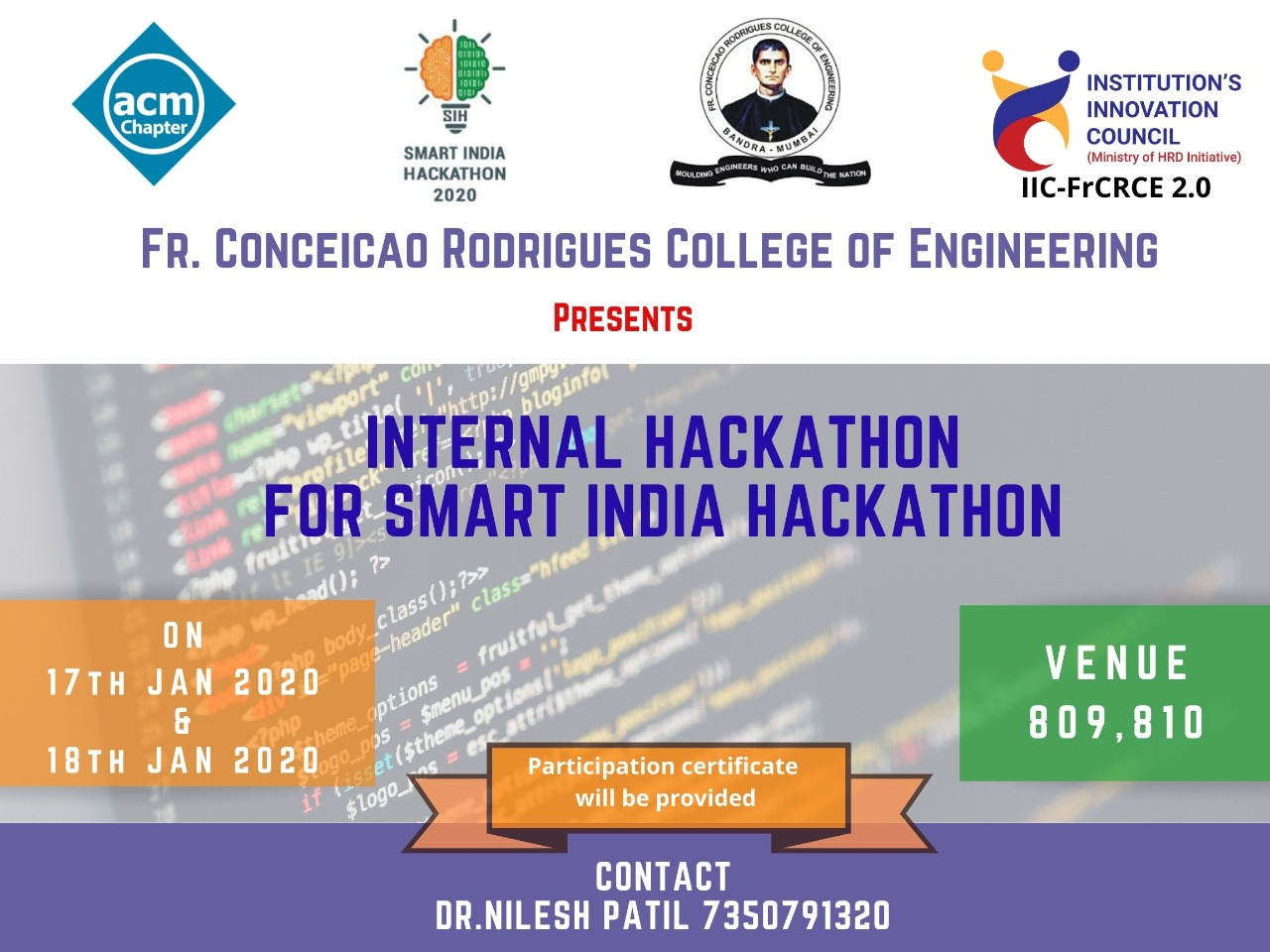 Internal Hackathon